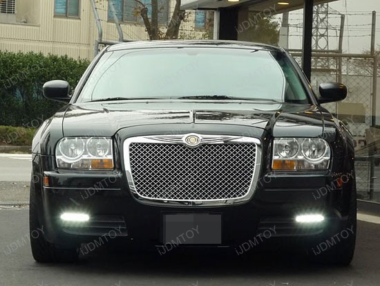 Chrysler - 300C - LED - daytime - running - lights - 4